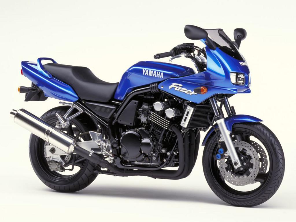 Yamaha Fazer 600 de 1998