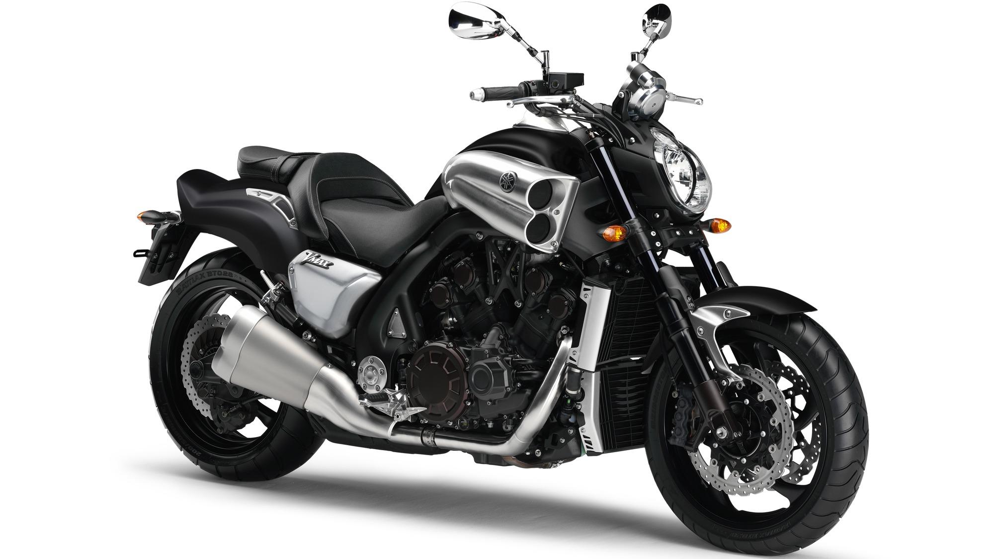 Yamaha Vmax 1700 Droite