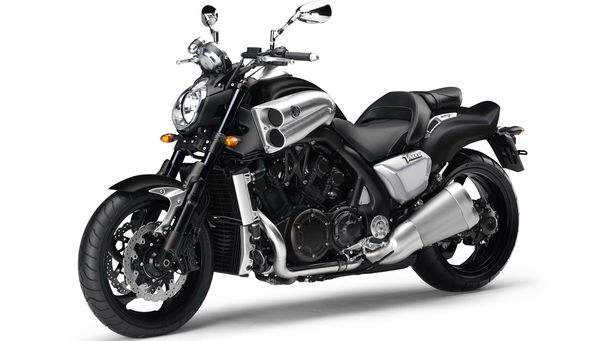 Yamaha Vmax 1700 Gauche
