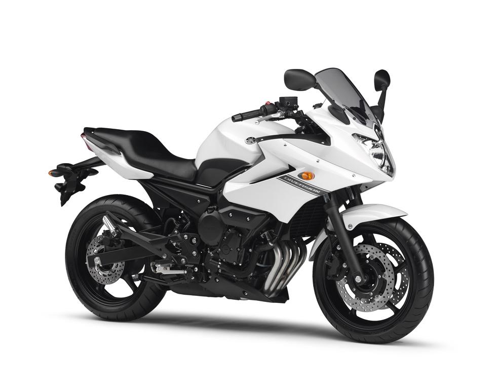 Yamaha XJ6 Diversion Seconde Génération
