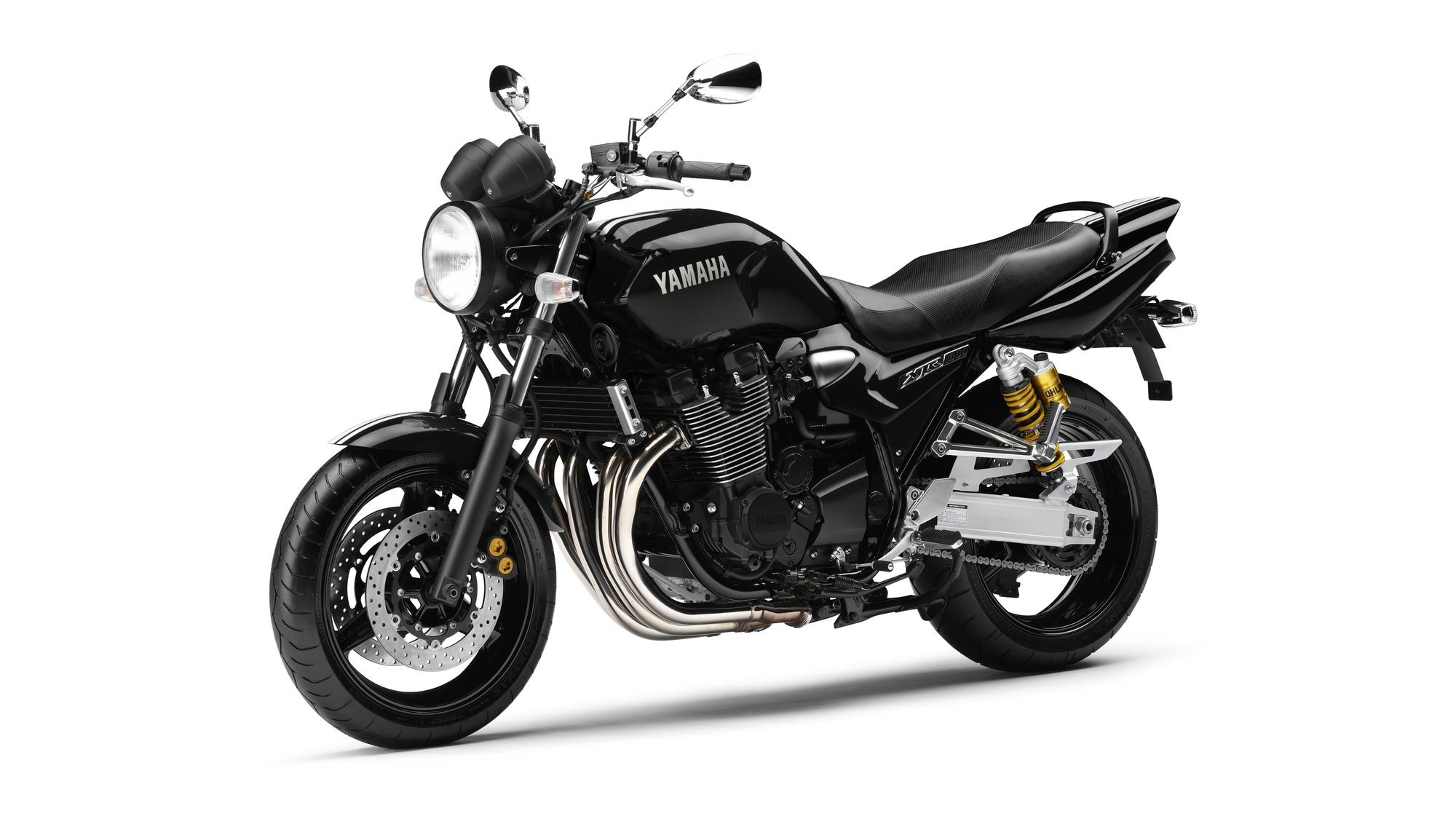 Yamaha XJR 1300 Gauche