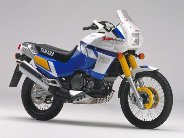 Yamaha XTZ 750 Super Ténéré de 1989
